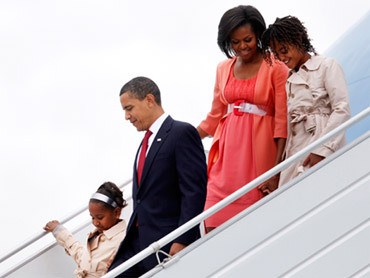Will Obama's Western Tour Encourage You?